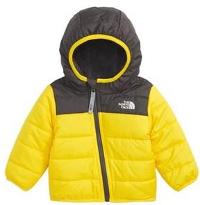 The North Face Infant Boy's Mount Chimborazo Reversible Jacket