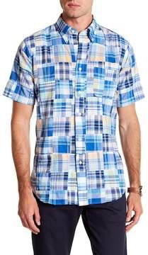 Brooks Brothers Patch Short Sleeve Regular Fit Shirt