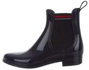 Gucci Rubber Rain Boots