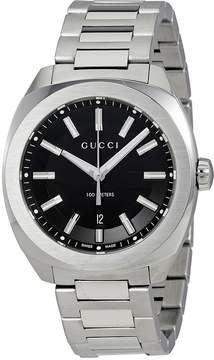 Gucci GG2570 Black Dial Men's Watch