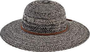 San Diego Hat Company Marled Knit Floppy Hat CTH8080 (Women's)