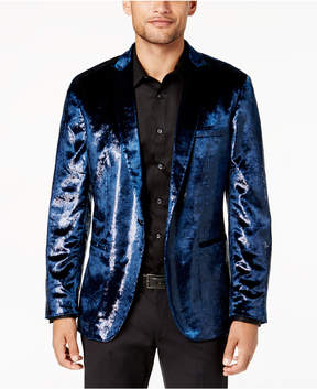 INC International Concepts Men's Velvet Blazer, Created for Macy's