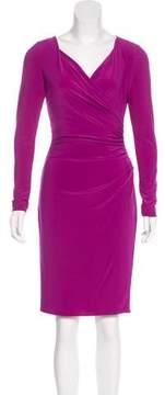 Tahari Knit Midi Dress