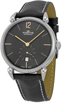 Fortis Terrestis Automatic Anthracite Dial Men's Watch