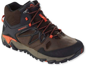 L.L. Bean Men's Merrell All Out Blaze Hiking Boots, Mid Waterproof