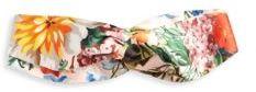 Gucci Floral-Print Silk Headband