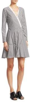 3.1 Phillip Lim Ruffle Mini Dress