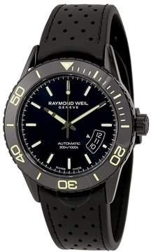 Raymond Weil Freelancer Automatic Black Dial Men's Watch