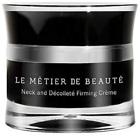 LeMetier de Beaute Le Metier de Beaute Neck and Decollete FirmingCreme