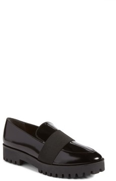 Via Spiga Women's Gallo Platform Loafer
