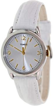 Timex Leather Ladies Watch T2P120