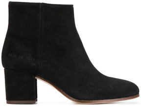 Common Projects zipped ankle boots
