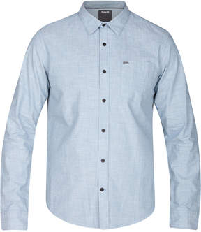 Hurley Men's One and Only 3.0 Oxford Shirt