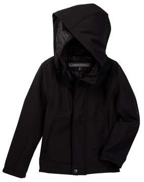 Urban Republic Zip-Off Hood Soft Shell Jacket (Big Boys)