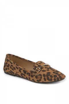 UNIONBAY Bits Leopard Loafer
