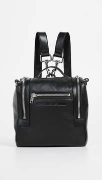 McQ Alexander McQueen Mini Convertible Box Bag