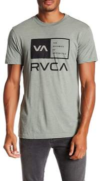 RVCA Box Logo Tee