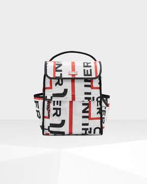 Hunter Exploded Logo Packable Backpack