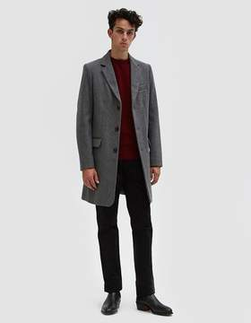 A.P.C. Chester Coat in Grey