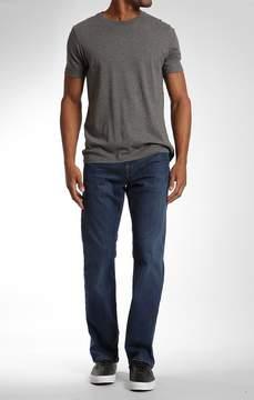 Mavi Jeans Zach Straight Leg In Mid Comfort Move