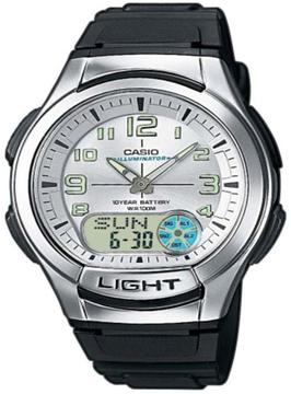Casio AQ-180W-7BV Men's Ana-Digi Watch