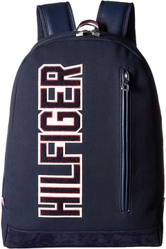 Tommy Hilfiger TH Varsity Canvas Backpack