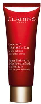 Clarins 'Super Restorative' Decollete And Neck Concentrate