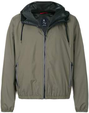 Fay contrasting profiles jacket