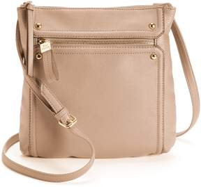 Juicy Couture Zippy Large Crossbody Bag
