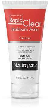 Neutrogena® Rapid Clear Stubborn Acne Cleanser - 5oz