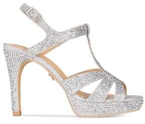 Thalia Sodi Womens Verrda Open Toe Special Occasion Slingback Sandals.