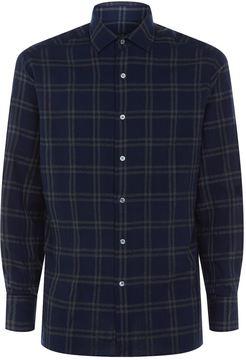 Dunhill Checked Shirt