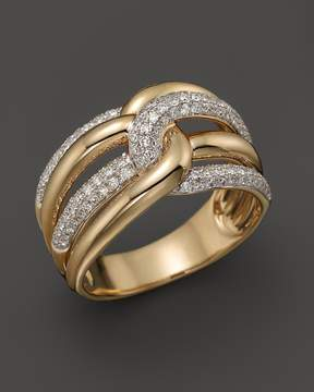 Bloomingdale's Diamond Band in 14K Yellow Gold, .50 ct. t.w. - 100% Exclusive