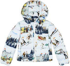 Moncler Recallis Printed Puffer Jacket