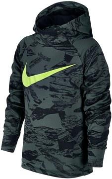 Nike Boys 8-20 Therma Marbled Hoodie
