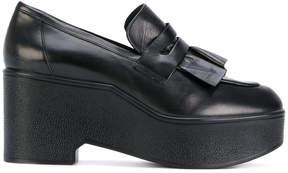 Robert Clergerie Xock platform loafers