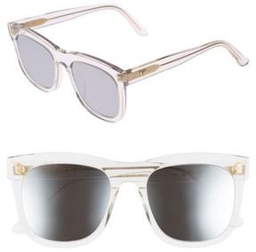 Gentle Monster Women's Pulp Fiction 54Mm Sunglasses - Clear Mirror