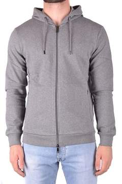 Armani Jeans Men's Grey Cotton Sweatshirt.
