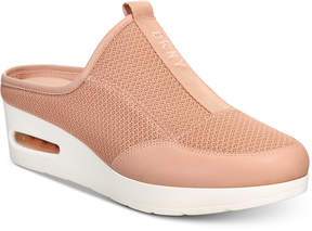 DKNY Allegra Mule Wedge Sneakers, Created for Macy's