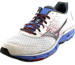 Mizuno Wave Inspire 11 Women D Round Toe Synthetic Multi Color Running Shoe.