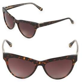 Zac Posen Farrow 55MM Square Sunglasses