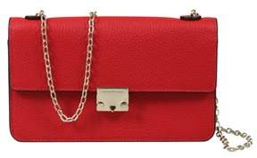 Emporio Armani Y3h087 Ydd1a 80003 Red Clutches Handbag.