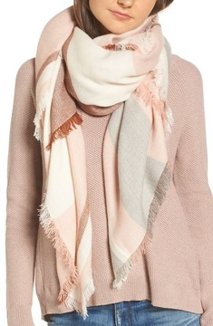 Madewell Women's Colorblock Blanket Scarf