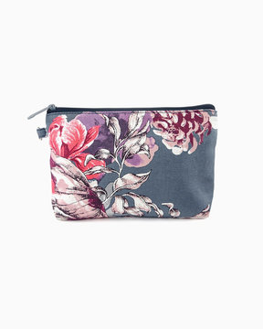 Artist Brush Watercolor Cosmetic Bag