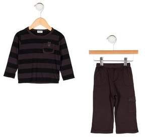 Splendid Boys' Striped Pants Set w/ Tags