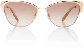 Garrett Leight Vista 56 Cat-Eye Sunglasses