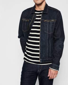 7 For All Mankind Biker Jacket in Codec