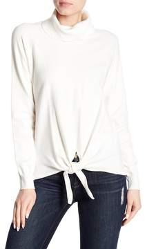 Bishop + Young Tie Front Sweater