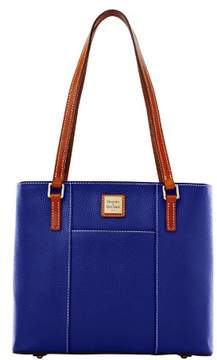 Dooney & Bourke Pebble Grain Small Lexington Shopper Bag - COBALT - STYLE