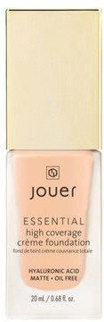 Jouer Essential High Coverage Creme Foundation - Alabaster